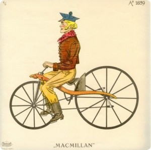 Велосипед МакМиллана