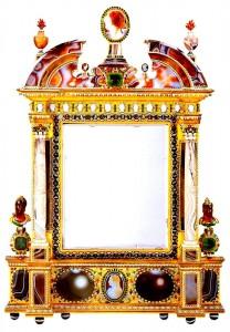 Зеркало Марии Медичи.Лувр