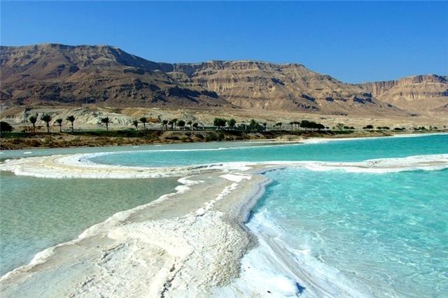 Мертвое море2