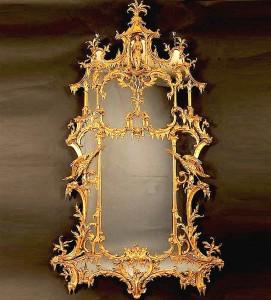 зеркало 17-19 век