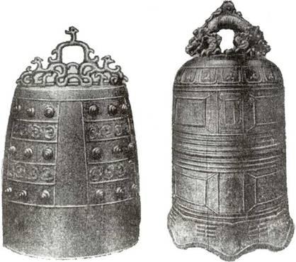 китайские колокола