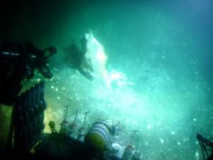 исследования отложений на дне океана
