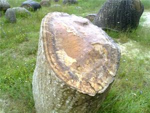 камни в разрезе