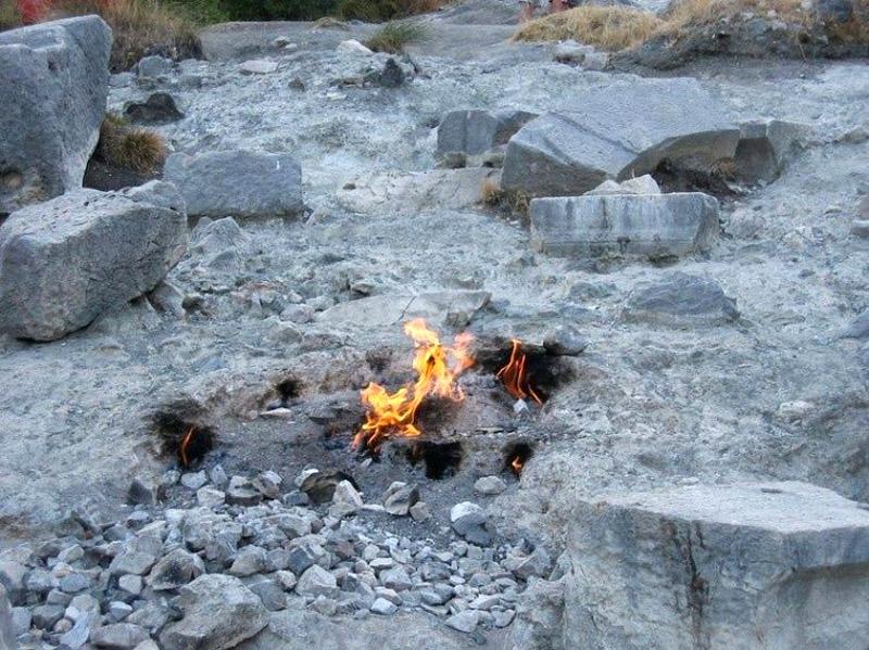 пылающие камни4