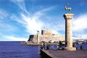 Остров Родос в наши дни