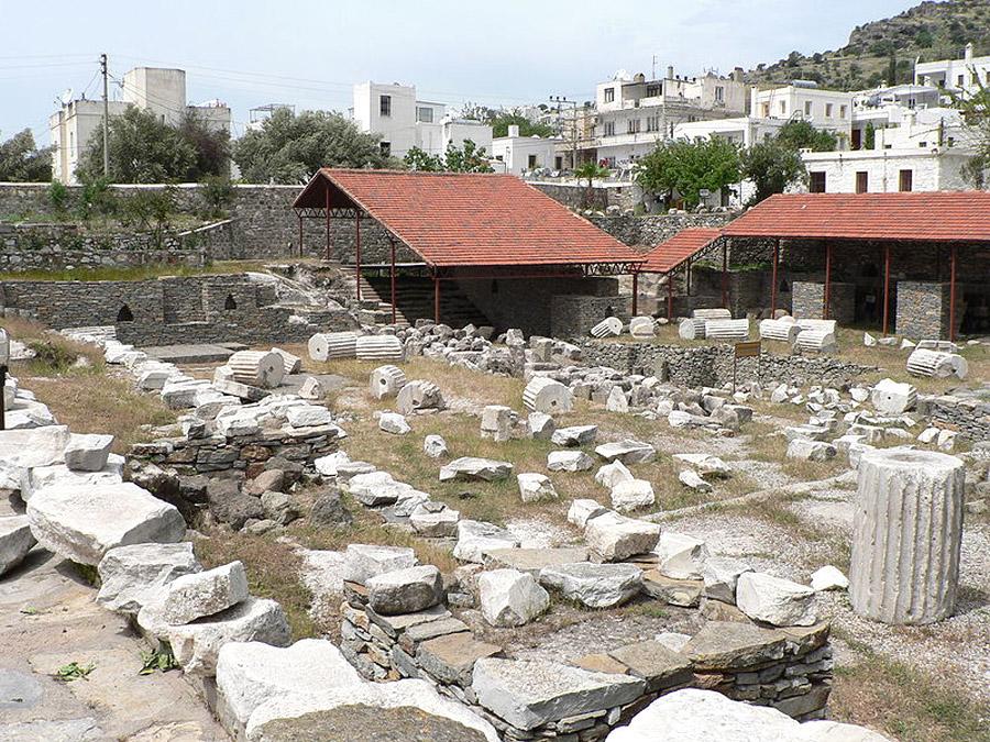 руины мавзолея1