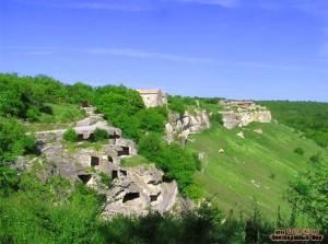 Чуфут-Кале в Крыму1