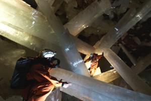 кристальная пещера гигантов 2