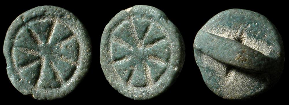древние пуговицы