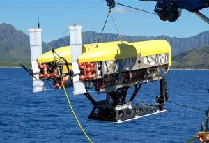 Подводный катамаран Nereus